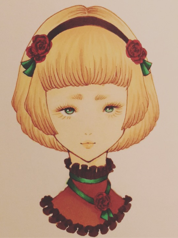 FinalHeaven's 「Lolita」themed photo (2017/11/20)