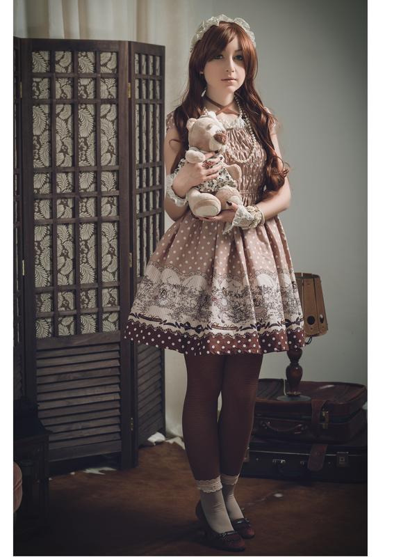 是Esma Meow以「Lolita」为主题投稿的照片(2017/11/21)