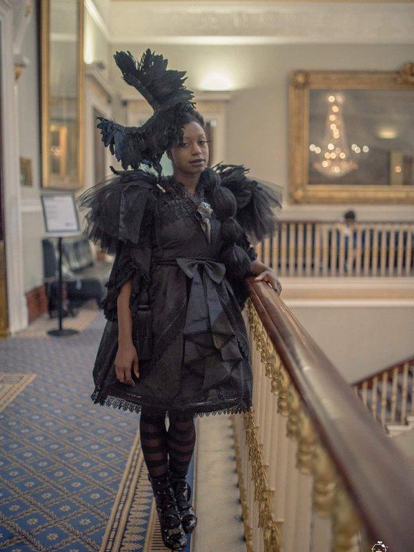 Mightymushroom's 「Gothic Lolita」themed photo (2016/08/31)