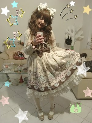Fantasmiki's 「Fairytale」themed photo (2017/11/21)