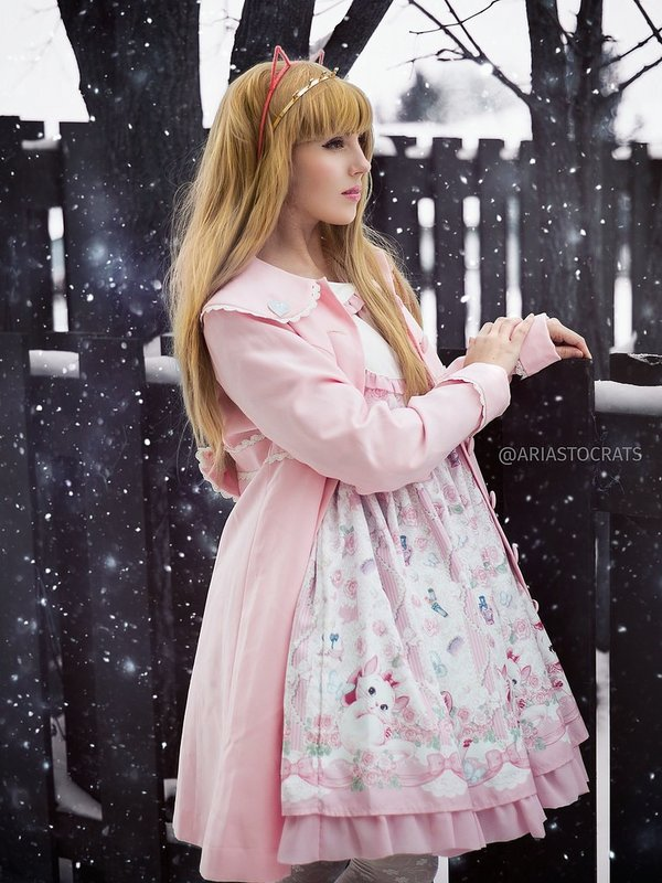 Ariastocrats's 「Angelic pretty」themed photo (2017/11/21)