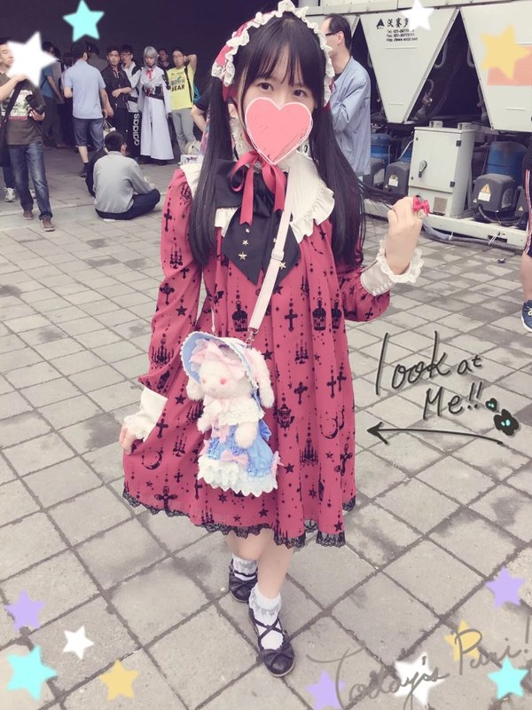 shiina_mafuyu's 「Angelic pretty」themed photo (2016/08/31)