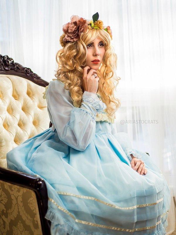 是Ariastocrats以「Sweet lolita」为主题投稿的照片(2017/11/21)