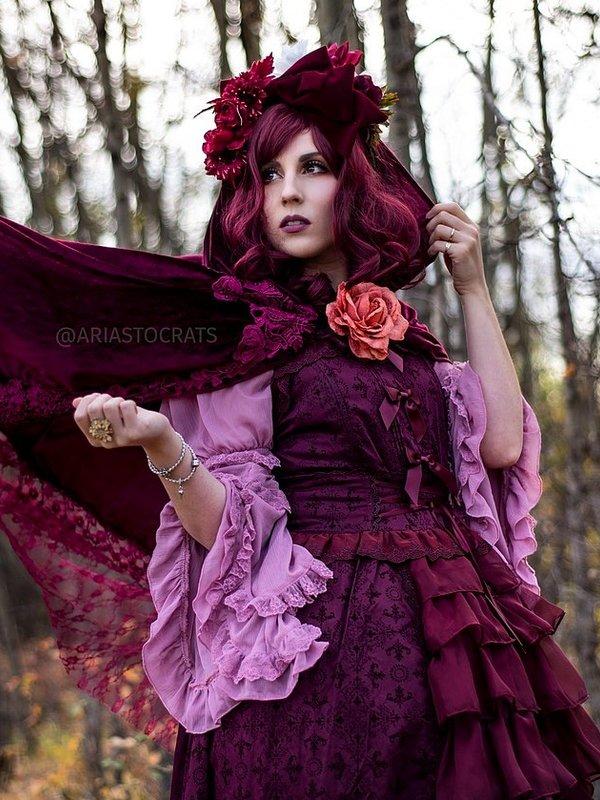 Ariastocrats's 「Lolita fashion」themed photo (2017/11/21)