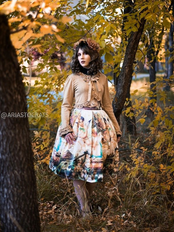 Ariastocrats's 「Lolita」themed photo (2017/11/21)