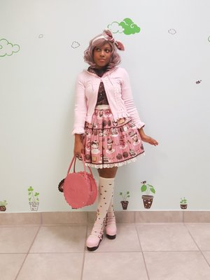 是milkcircus 以「Lolita fashion」为主题投稿的照片(2017/11/22)
