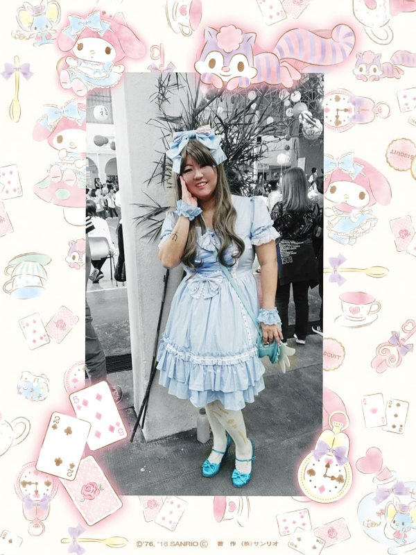 溶解狐's 「Fairytale」themed photo (2017/11/22)