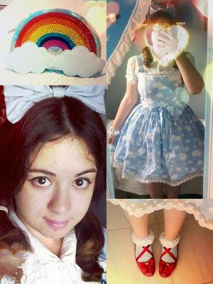 Nanna Azevedoの「Fairytale」をテーマにしたコーディネート(2017/11/23)