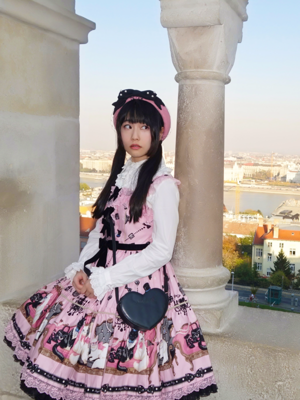 kikinayukiの「Princess Cat」をテーマにしたコーディネート(2017/11/23)