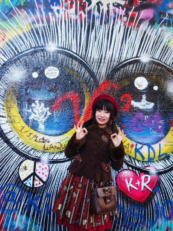 kikinayuki's 「Angelic pretty」themed photo (2017/11/23)
