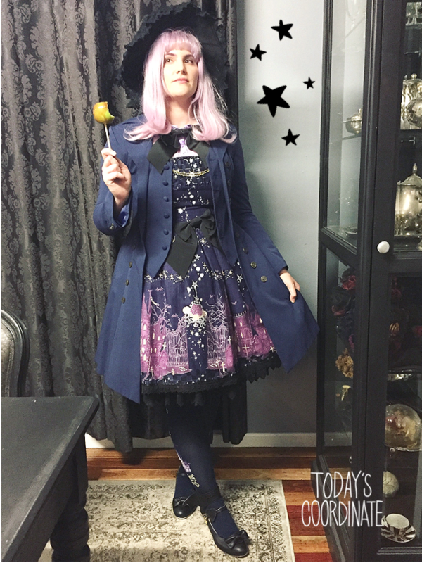 Redlillium's 「Sweet lolita」themed photo (2017/11/23)