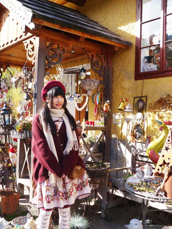 是kikinayuki以「Innocent World」为主题投稿的照片(2017/11/24)