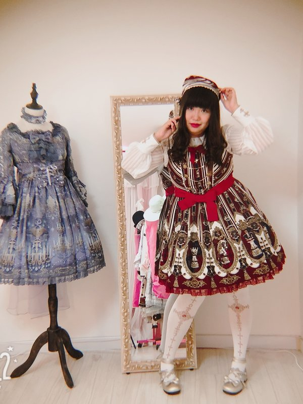 MariaWhite's 「Angelic pretty」themed photo (2017/11/24)