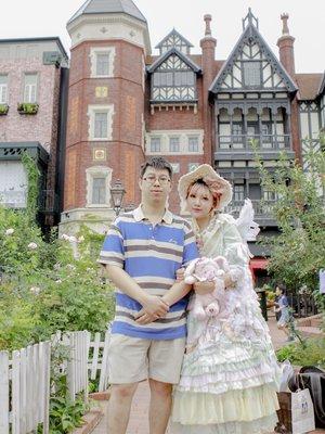 司马小忽悠の二号机の「Baby 彩虹」をテーマにしたコーディネート(2016/09/03)