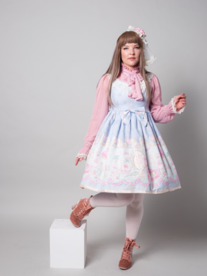MagicalGirlFab's 「Lolita」themed photo (2017/11/25)