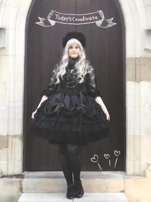 Redlilliumの「sweet dreamer」をテーマにしたコーディネート(2017/11/26)