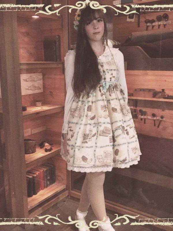 是Tea_Birdie以「Angelic pretty」为主题投稿的照片(2017/11/26)