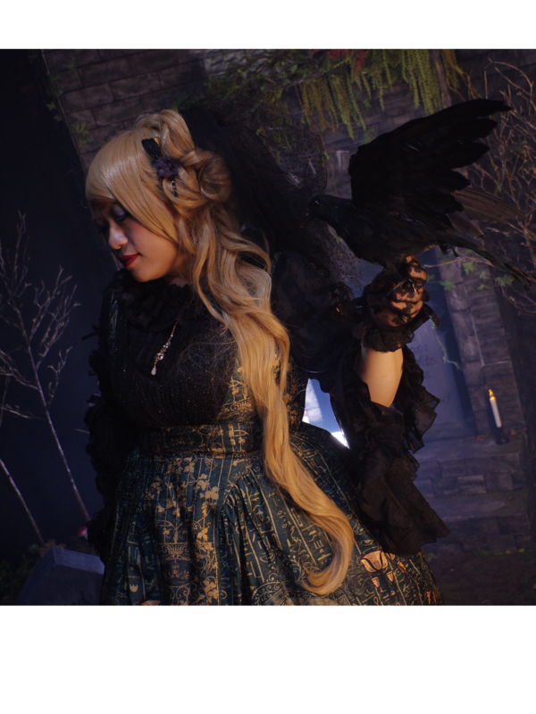 是喵小霧以「Lolita」为主题投稿的照片(2017/11/26)