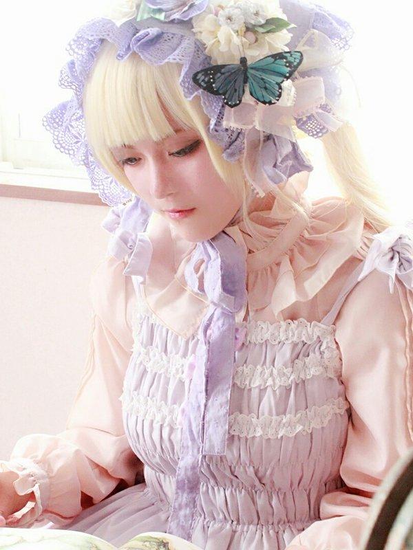 紗波 純子's 「Fairytale」themed photo (2017/11/27)
