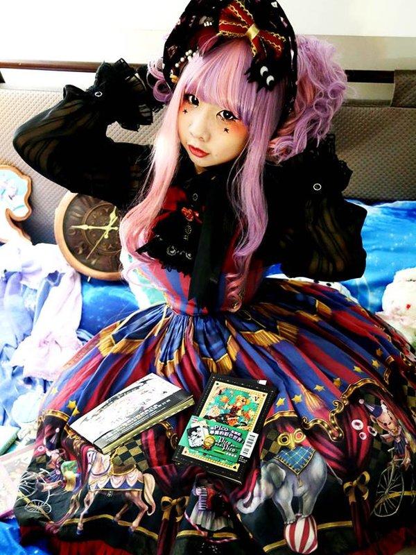 是Ting Mei Chen以「Lolita」为主题投稿的照片(2017/11/27)