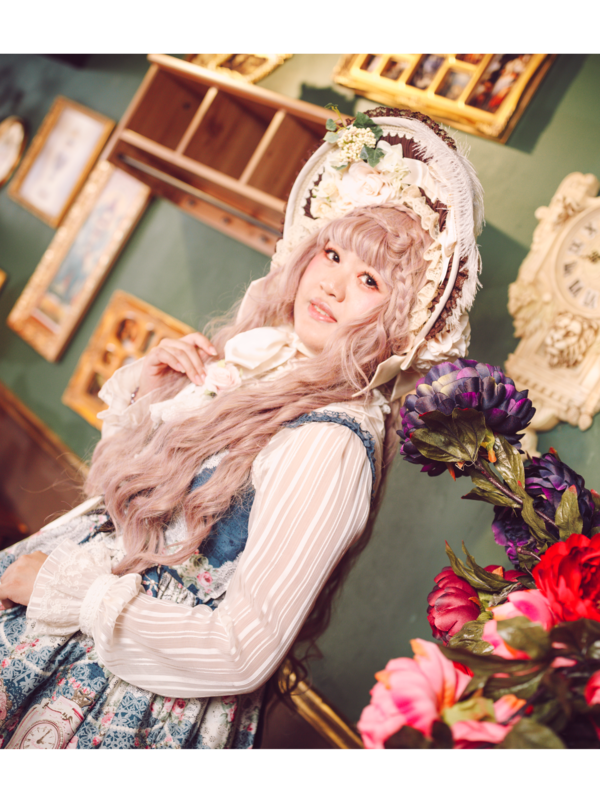 Kalilo Cat's 「Angelic pretty」themed photo (2017/11/28)