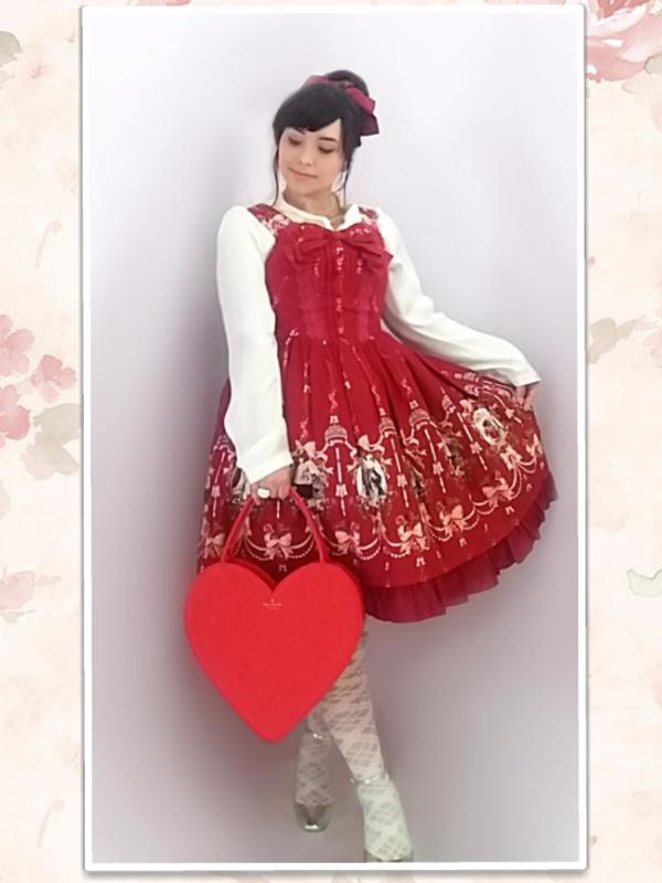 Jecksy's 「Lolita」themed photo (2017/11/28)