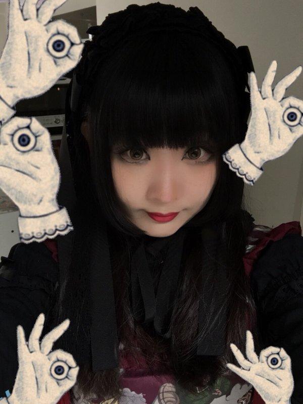 はむかの「Lolita」をテーマにしたコーディネート(2017/11/29)