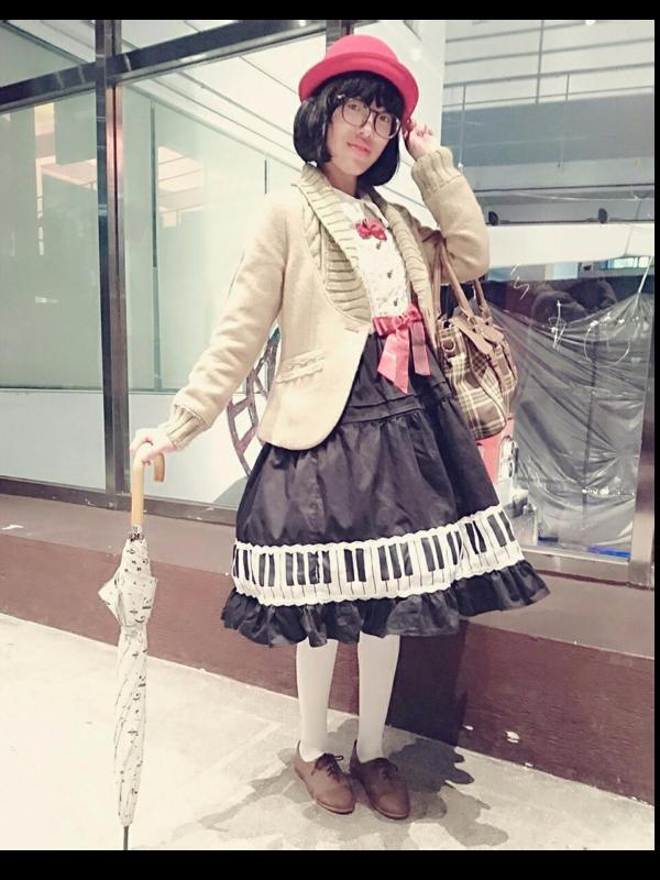 是KAEちゃん以「Lolita」为主题投稿的照片(2017/11/29)