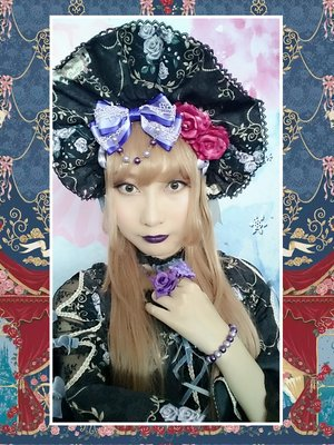 HEAVEN's 「Angelic pretty」themed photo (2017/11/30)