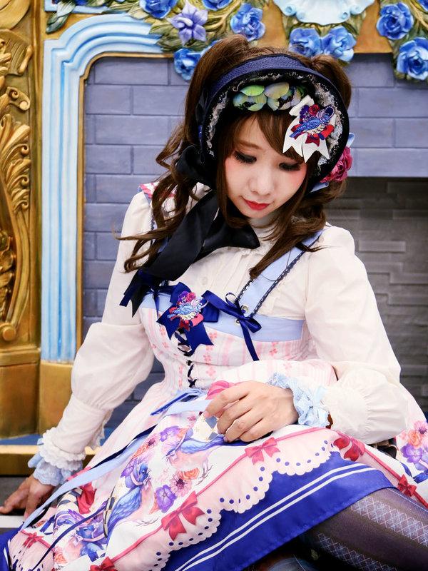 Ting Mei Chen's 「Lolita」themed photo (2017/11/30)