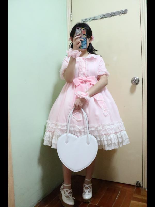 宝蓝海上的小云朵の「Lolita」をテーマにしたコーディネート(2017/11/30)