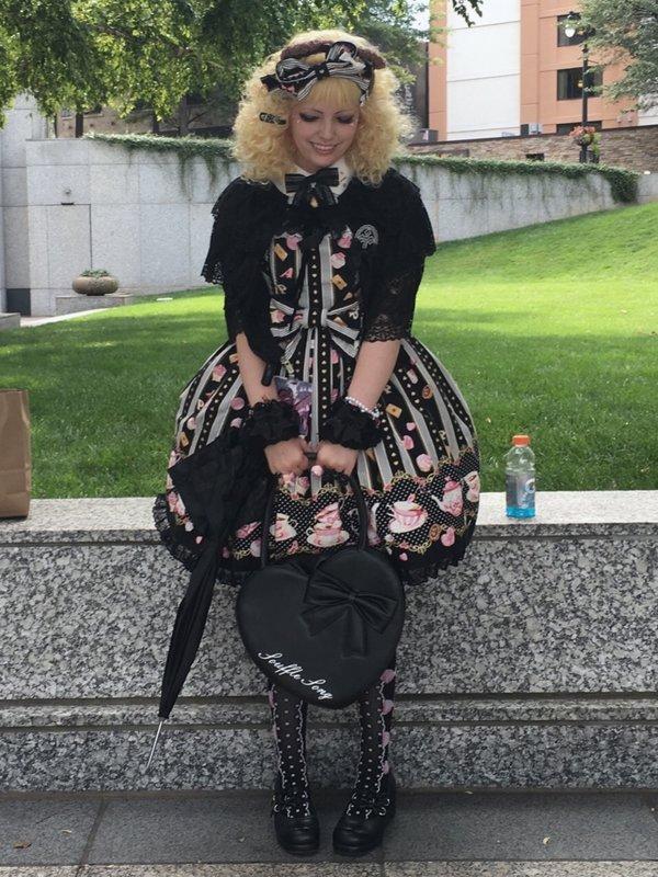 itskrisbotの「Angelic pretty」をテーマにしたコーディネート(2016/09/04)