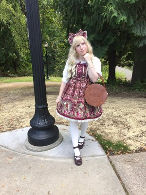 biscuitbunの「Angelic pretty」をテーマにしたコーディネート(2016/09/04)