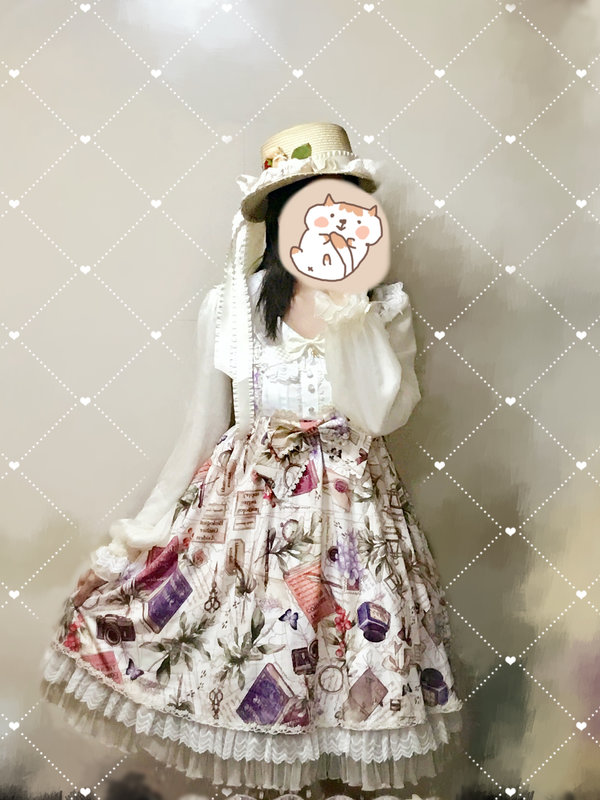 Shiroyaの「Lolita」をテーマにしたコーディネート(2017/12/01)