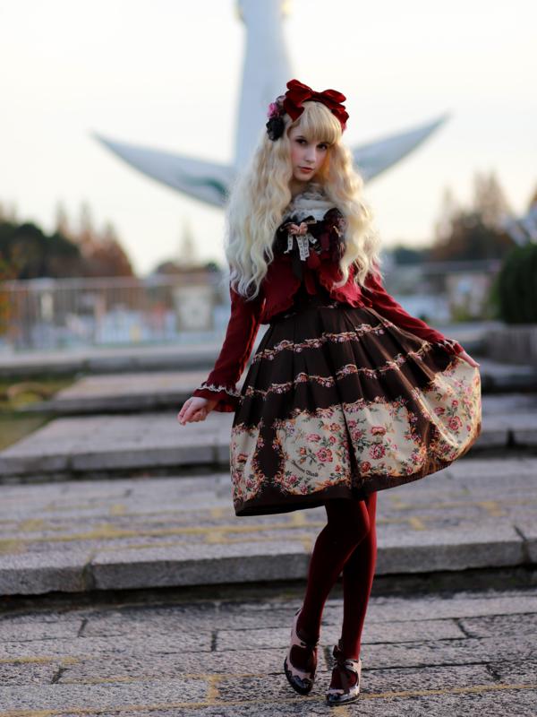 是mintkismet以「Classic Lolita」为主题投稿的照片(2017/12/01)