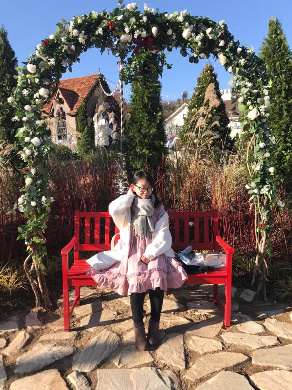 宝蓝海上的小云朵's 「Lolita」themed photo (2017/12/01)