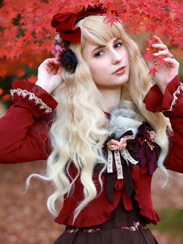 mintkismet's 「Classic Lolita」themed photo (2017/12/02)