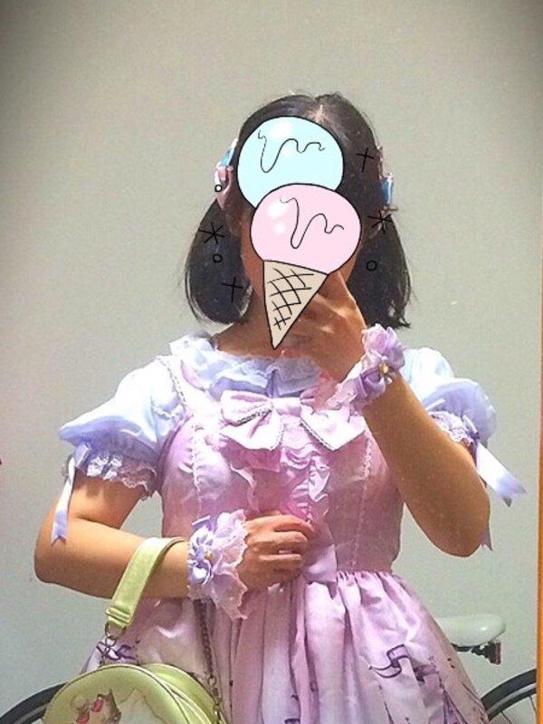 みな's 「Angelic pretty」themed photo (2016/09/04)