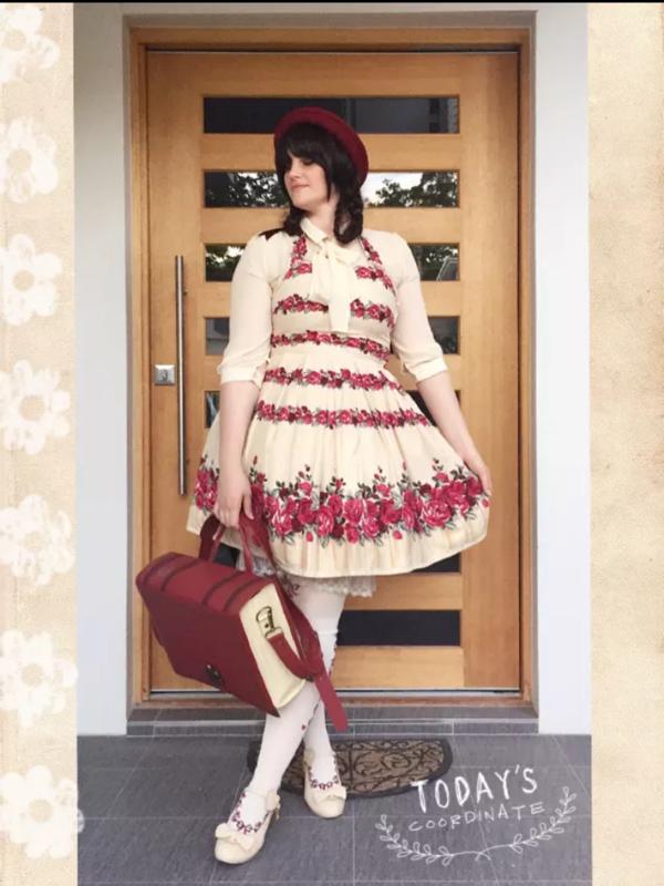 是Redlillium以「Lolita fashion」为主题投稿的照片(2017/12/02)