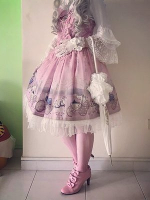 是TiaraHime以「Angelic pretty」为主题投稿的照片(2017/12/03)