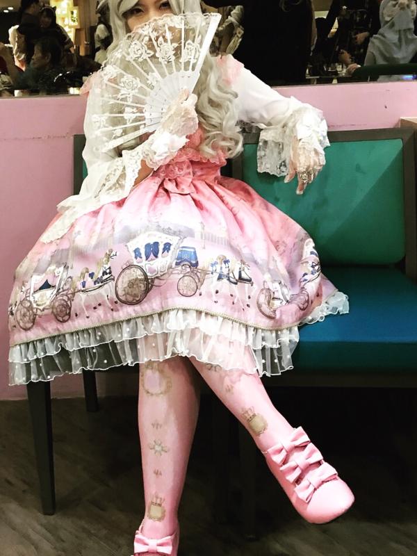 是TiaraHime以「Angelic pretty」为主题投稿的照片(2017/12/03)