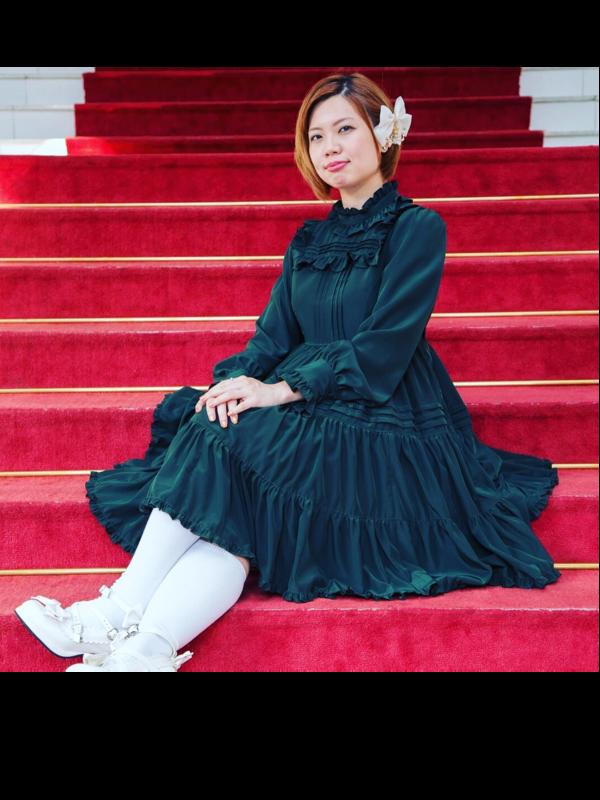 是TiaraHime以「Classic Lolita」为主题投稿的照片(2017/12/03)