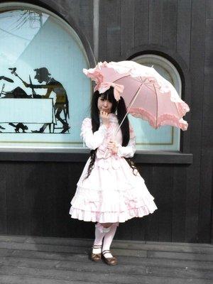 モヨコの「Angelic pretty」をテーマにしたコーディネート(2017/12/05)