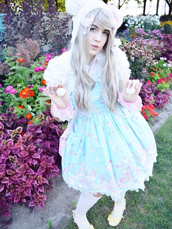 是bunny以「Angelic pretty」为主题投稿的照片(2016/09/06)