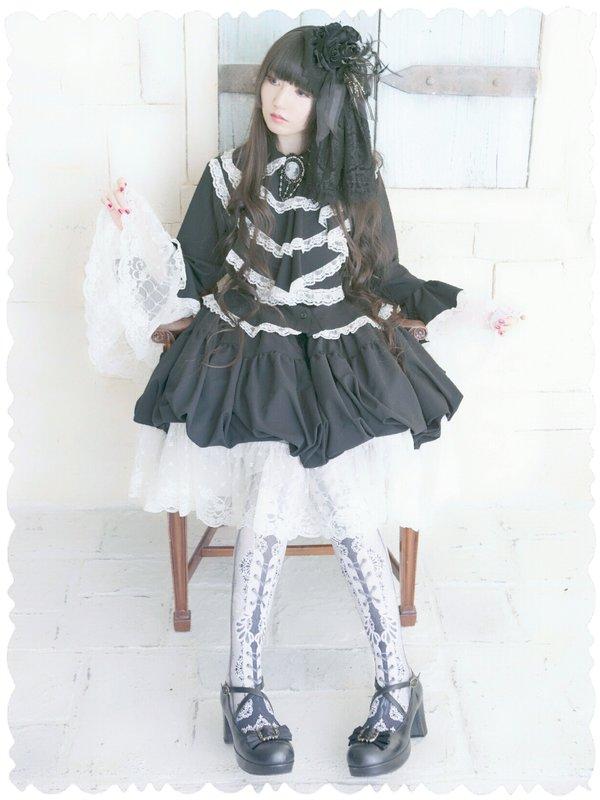 是音梨まりあ(Maria Otonashi)以「Lolita」为主题投稿的照片(2017/12/06)