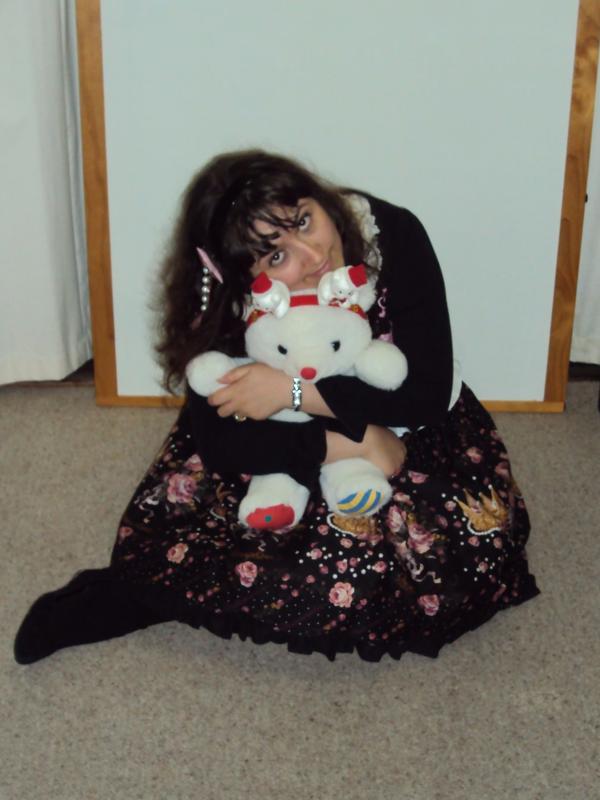 是Karaverite以「Lolita fashion」为主题投稿的照片(2017/12/06)