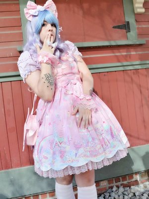 bunny's 「Angelic pretty」themed photo (2016/09/06)