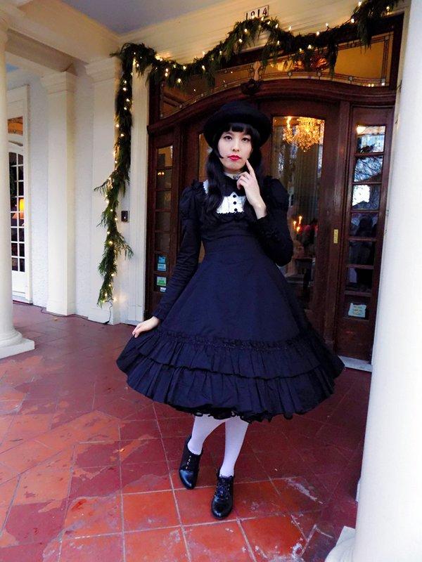サミ・タミの「Lolita」をテーマにしたコーディネート(2017/12/07)