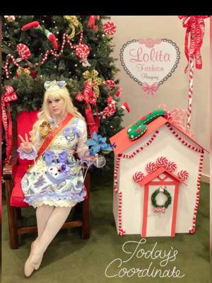 Sandra Vallejos's 「Lolita fashion」themed photo (2017/12/07)