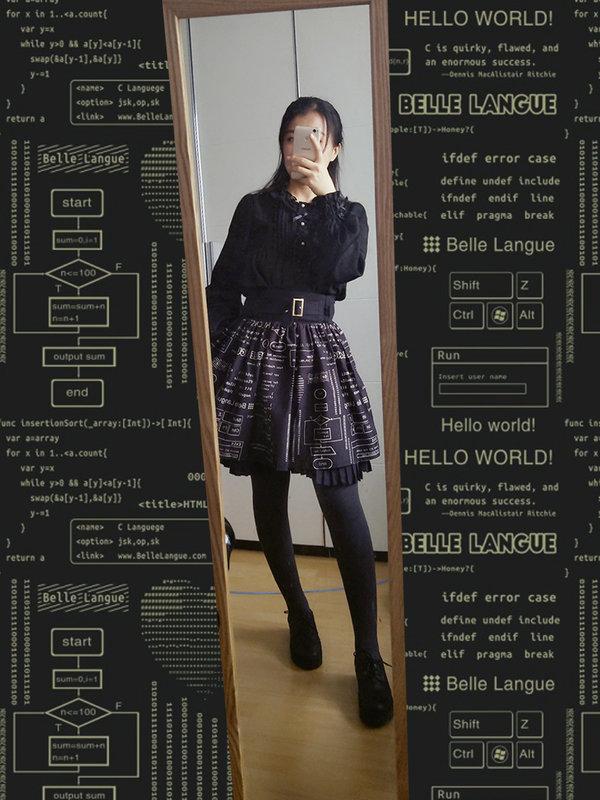 缪斯赤贫's 「sk」themed photo (2017/12/09)